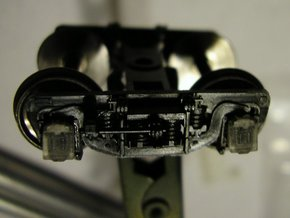 GSI Journal Covers HO scale in Frosted Extreme Detail