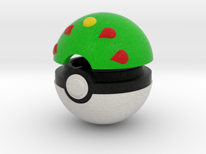 Pokeball (Friend) in Full Color Sandstone