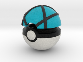 Pokeball (Net) in Full Color Sandstone