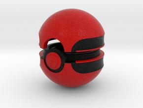 Pokeball (Cherish) in Full Color Sandstone