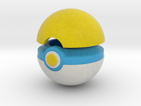 Pokeball (Park) in Full Color Sandstone