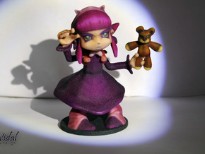 Annie - 10cm in Full Color Sandstone