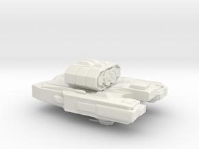 Slipstream Interficos in White Natural Versatile Plastic