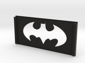 Banner Panel - Batman in Black Strong & Flexible