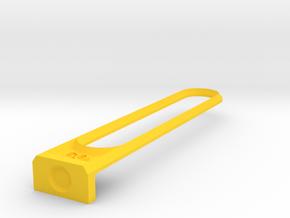 Pokemon Go Universal Aimer in Yellow Processed Versatile Plastic