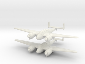 1/240 Breguet Br.693 (x2) in White Natural Versatile Plastic