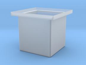 Standard cargo Box in Smooth Fine Detail Plastic
