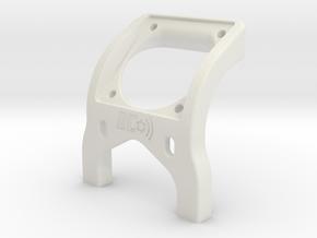 Associated B6D 30mm Fan Brace Standup in White Natural Versatile Plastic