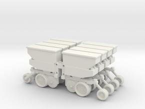 8 Row Deutz Units in White Strong & Flexible