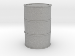 Oil Barrel 1/45 in Aluminum