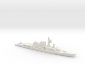 Hatsuyuki-class destroyer, 1/3000 in White Natural Versatile Plastic