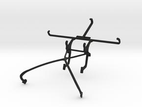 NVIDIA SHIELD 2014 controller & LeEco Le Max in Black Natural Versatile Plastic