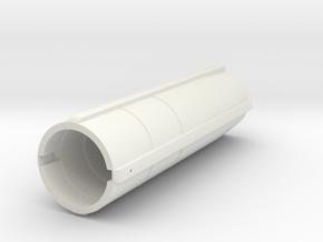 StarKiller V2 Hilt in White Natural Versatile Plastic
