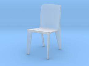 1:24 Dagger Chair 4 (Not Full Size) in Smooth Fine Detail Plastic