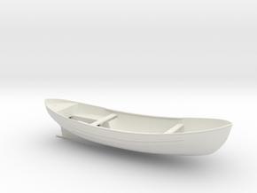 Dorry 2 in White Natural Versatile Plastic