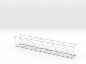 Ac1600 Jib Medium 12mt in White Natural Versatile Plastic