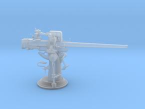 1/48 USN 3'' /50 [7.62 Cm] Cali. Deck Gun in Frosted Ultra Detail: 1:48