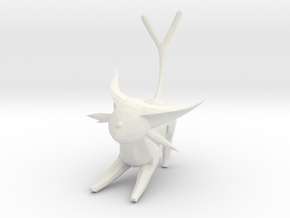 Espeon-1 in White Natural Versatile Plastic