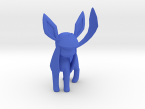 Glaceon-1 in Blue Processed Versatile Plastic