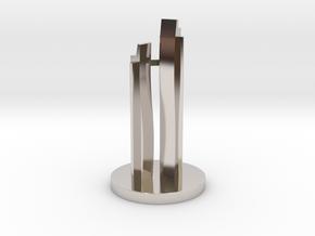 Chess Knight_Abu Dhabi in Platinum