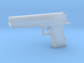 Desert eagle 1/12 sclae in Smooth Fine Detail Plastic: 1:12