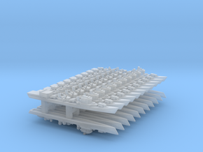051 Destroyer Complete Pack, 22pc, 1/6000 in Frosted Ultra Detail