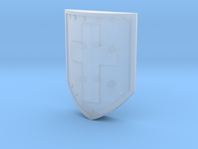 Classic Shield for A Link Between Worlds Figma in Smooth Fine Detail Plastic