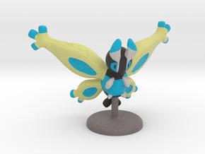 Shiny Mothim in Full Color Sandstone