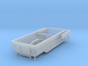 1/87 HO Tiefbaumulde 22t, 5,0m in Smooth Fine Detail Plastic