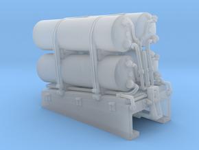 1/96 USN Smoke Screen Generator in Frosted Ultra Detail: 1:96