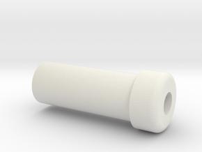 Ferrule Cap in White Strong & Flexible