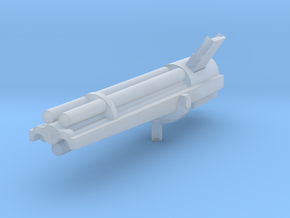 HotchkissRotary - 15mm Cannon Only in Smoothest Fine Detail Plastic