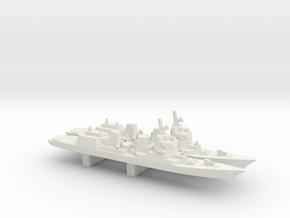 25DD (Speculation) x 2, 1/3000 in White Natural Versatile Plastic