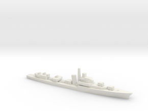 Battle-class destroyer Group 3, 1/2400 in White Natural Versatile Plastic