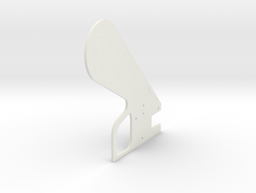 LPA NN-14 Grip  Right in White Natural Versatile Plastic