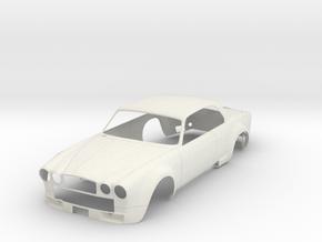 Jaguar XJ12 Broadspeed - KIT 01 in White Natural Versatile Plastic