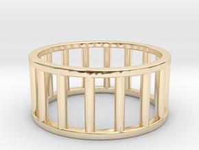 Albaro Ring- Size,9 in 14K Yellow Gold