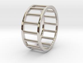 Albaro Ring Size-11 in Platinum