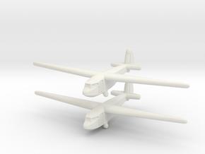 Antonov A-7 in White Natural Versatile Plastic