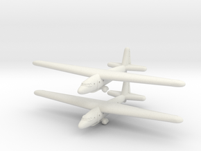 Aeronautica Lombarda AL-12P (1/285) in White Strong & Flexible