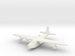 Short Sunderland (1/285) in White Natural Versatile Plastic