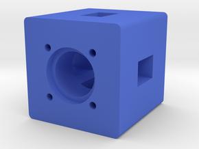 Ultra Precise Couple in Blue Processed Versatile Plastic