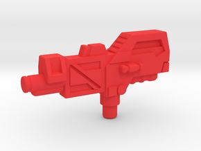 G1 Octopunch acetylene gun in Red Processed Versatile Plastic