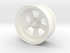 TTD in White Processed Versatile Plastic: 1:12