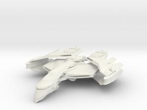 RomRaven Class B Refit Destroyer in White Strong & Flexible