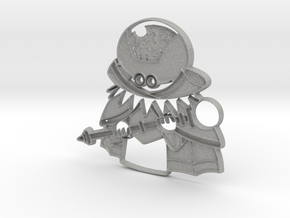 Sir Grodus in Aluminum