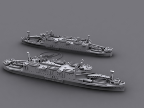 1/1250 IJN LSD ShinshuMaru[1942] in White Strong & Flexible