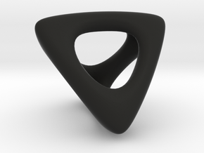 TetraHollow 2.0 in Black Strong & Flexible