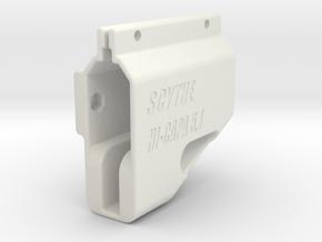 Scythe HI-CAPA 5.1 Holster right handed version in White Strong & Flexible