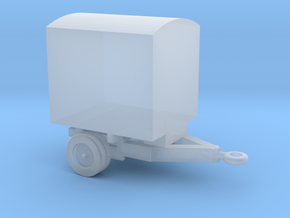 1/110 Scale M-479 Battery Service Trailer in Smooth Fine Detail Plastic